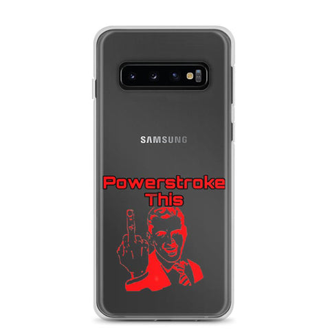"FSD ""Powerstroke This"" Samsung Case"