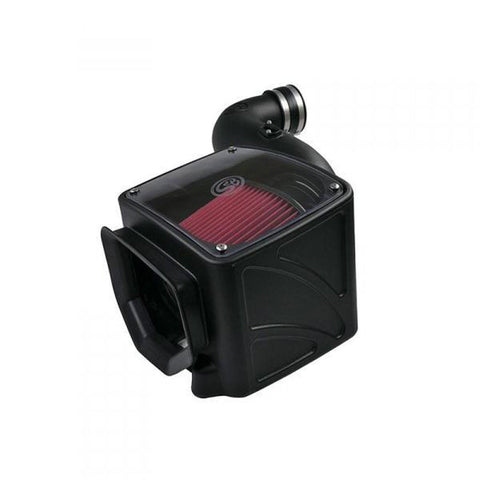 S&B FILTERS 75-5091 COLD AIR INTAKE (CLEANABLE FILTER) 2007.5-2010 GM 6.6L DURAMAX LMM-XDP-Full Send Diesel