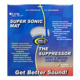"THERMO-TEC 14620 SUPPRESSOR ACOUSTICAL & HEAT CONTROL MAT UNIVERSAL - 36"" X 60""-XDP-Full Send Diesel"