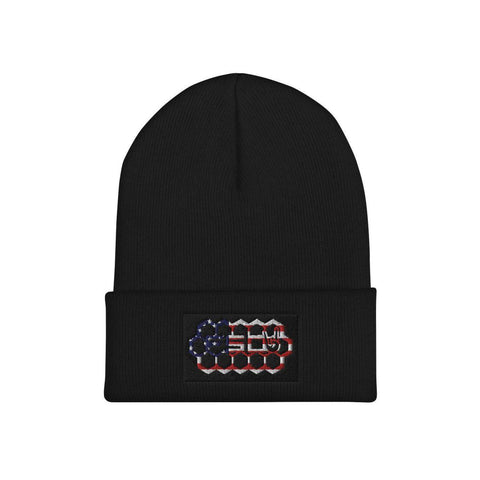 USA Beanie-Full Send Diesel-Full Send Diesel