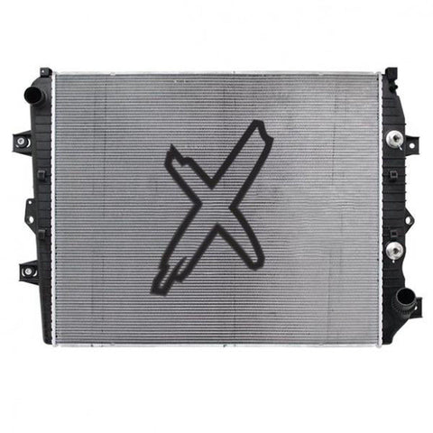 XDP X-TRA COOL DIRECT-FIT REPLACEMENT RADIATOR XD292 2011-2016 GM 6.6L DURAMAX LML-XDP-Full Send Diesel