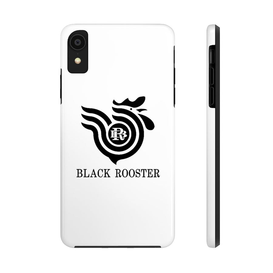 Black Rooster phone case