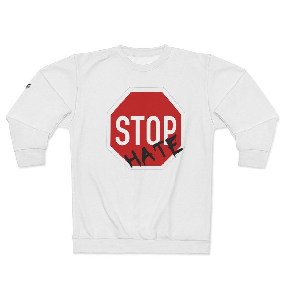 STOP Hate sweatshirt