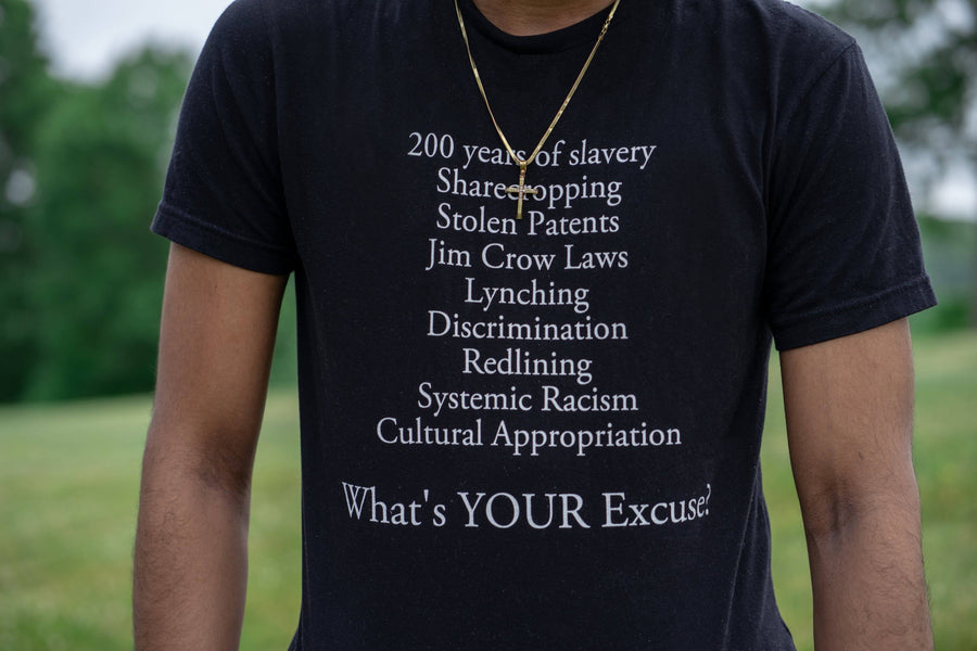 What's Your Excuse t-shirt