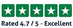 Highly Rated on Trustpilot