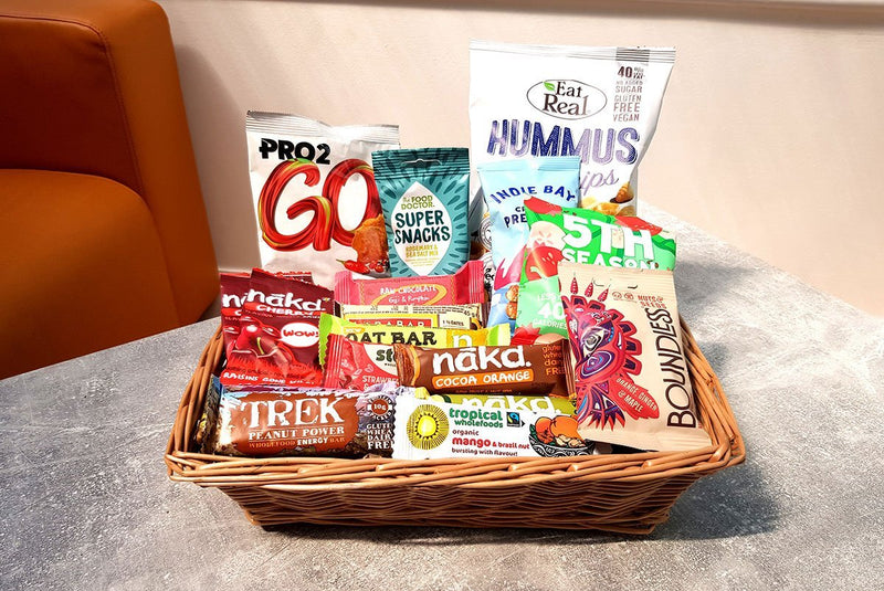 Healthy Snack Box Gifts
