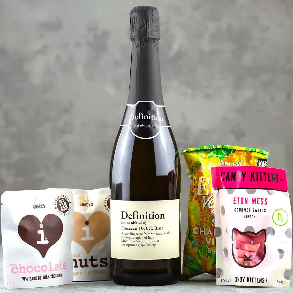 The Prosecco Box - #virtual event gifts for staff#