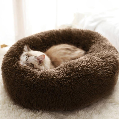 BaileySmiles Super Soft King Pet Bed BaileysSmile