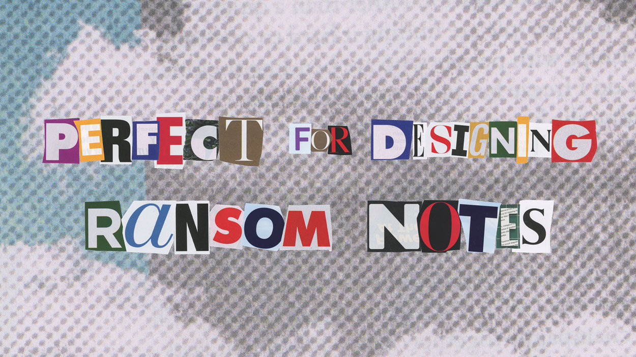 ransom note letters png