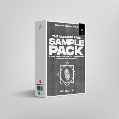 the ultimate design and editing sample pack free download