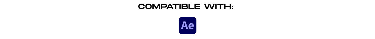 compatible with after effects