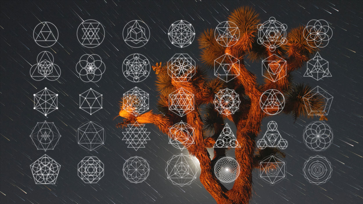 sacred geometry animations pack