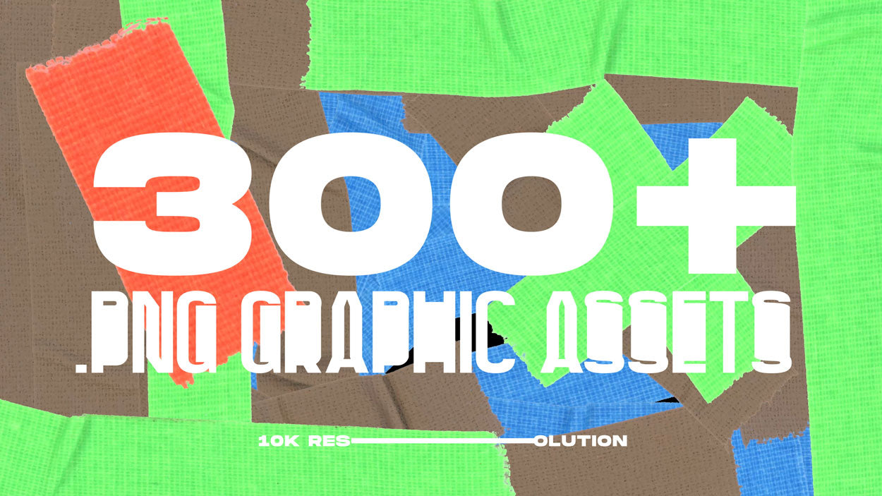 tape graphic pack