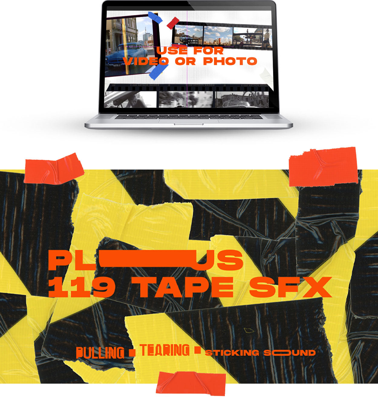tape texture png pack for photo video