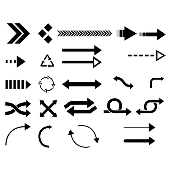 Euclid-2D-Geometric-Shapes-Motion-Graphic-Assets-Arrows
