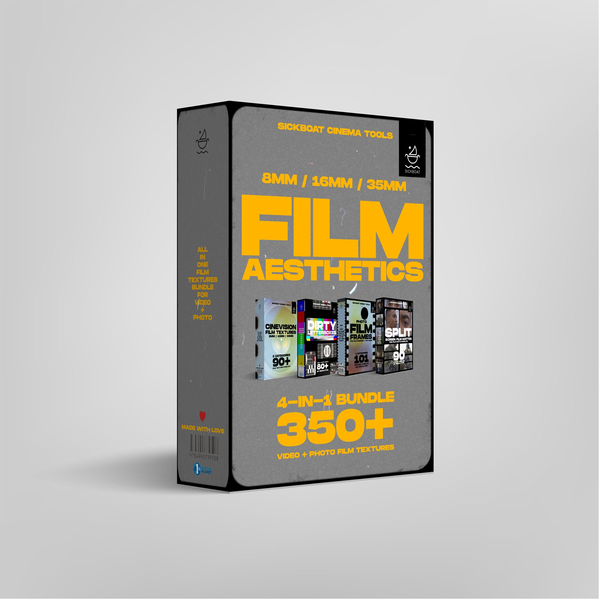 film aesthetics the ultimate film texture for video and photo