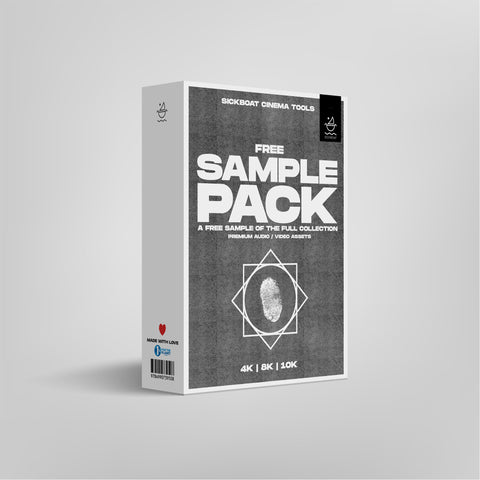 free sample pack audio video assets