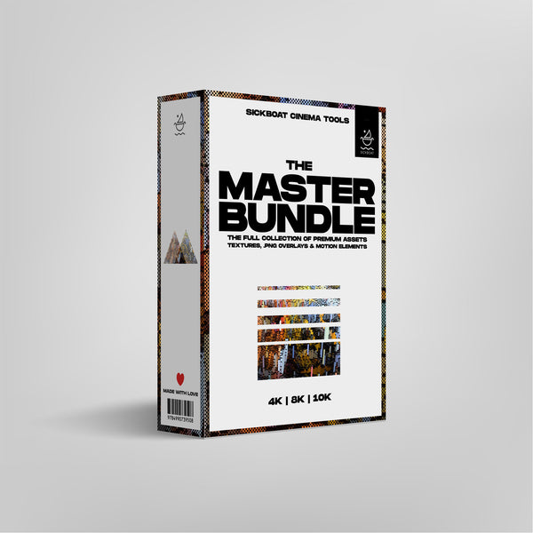 The Master Bundle: The Full Collection of Premium Assets
