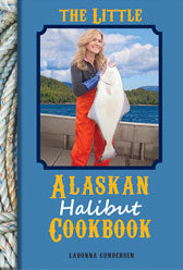 The Little Alaskan Halibut Cookbook - SalmonMarket