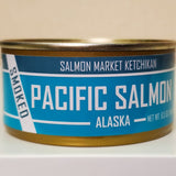 24 CANS SMOKED SALMON ASSORTMENT CASE SAVE 30% - SalmonMarket