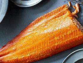 SMOKED PINK SALMON FILLET - 16OZ