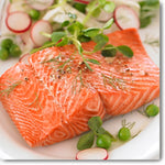 10 pounds of  Wild Alaskan FRESH KING SALMON - SalmonMarket