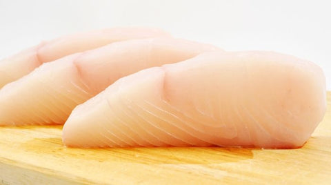 10 pounds of  Wild Alaskan FRESH HALIBUT - SalmonMarket