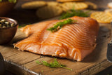 8 oz Smoked Pink Salmon $8.48 • SAVE 50% Buy by the dozen
