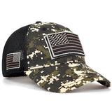 Kancaps camouflage or baseball USA