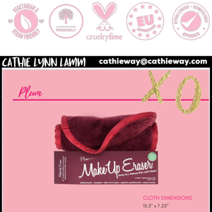 Plum Crazy MakeUp Eraser