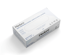 Medura Vinyl Disposable Gloves - Medura