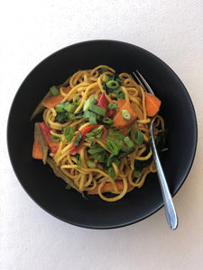 Asian Vegetable Noodle & Stir-Fry