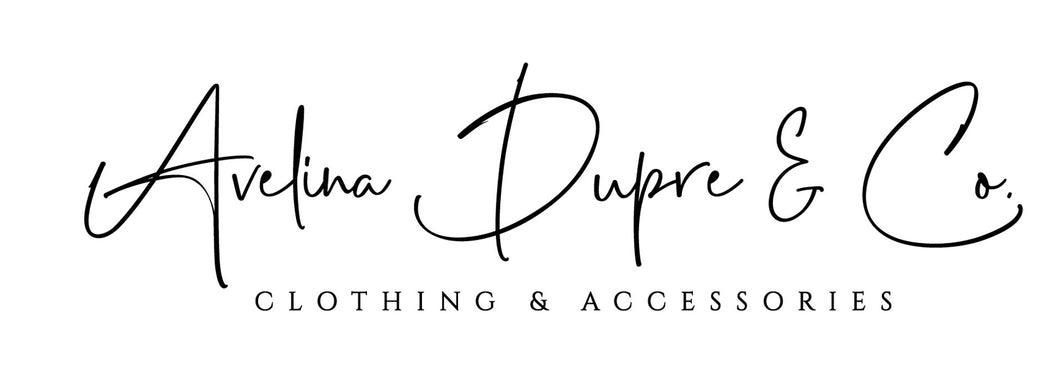 Avelina Dupre & Co. Gift Card