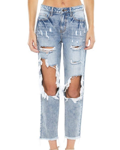 Cello Distressed Jeans