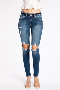 KanCan medium wash Jeans