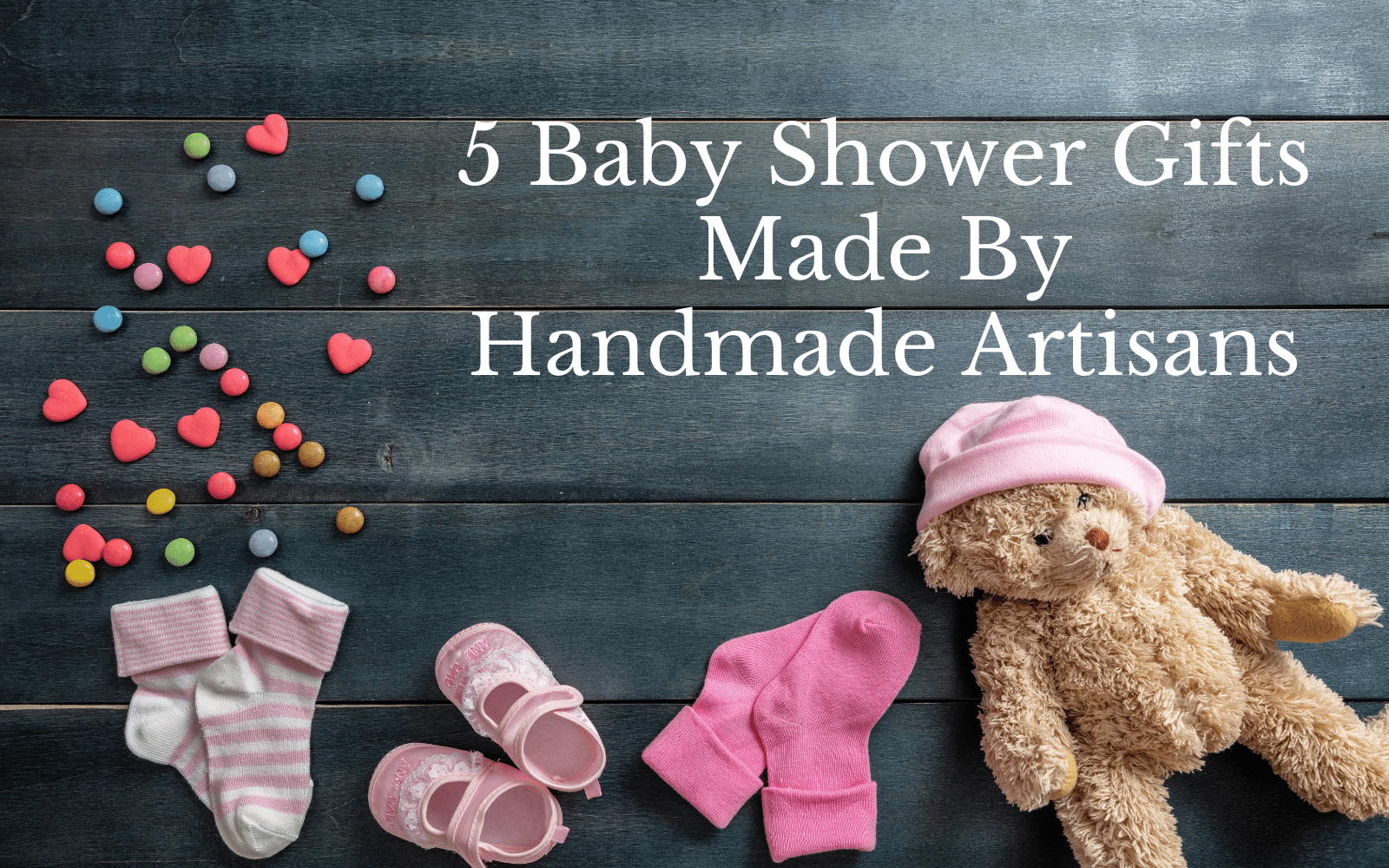 5 Baby Shower Gifts Made By Handmade Artisans | Sew Happy Quilting | Quilts for Sale