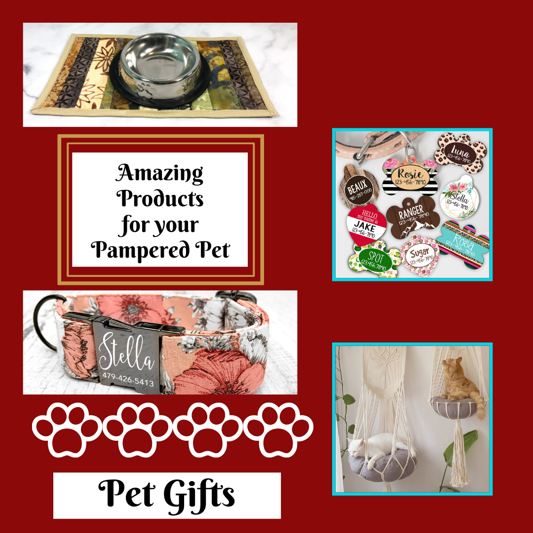 Amazing Products for your Pampered Pet