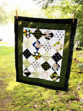 Load image into Gallery viewer, Boys Baby Quilt