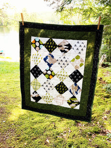 Boys Baby Quilt