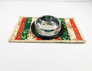Cat Food Mat for Your Pampered Pet
