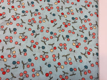 Load image into Gallery viewer, Cherry Cotton Fabric