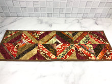 Load image into Gallery viewer, Brown Earth Tone Table Runner