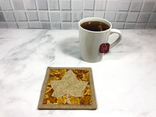 Load image into Gallery viewer, Fall Maple Leaf Mug Rug