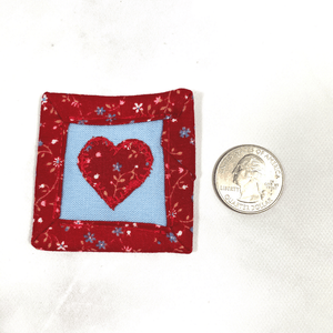 Handmade quilted pocket hugs are 100% cotton and come with a poem card. These pocket trinkets make great gifts for those in a nursing home, kindergarten, military, college student and more. Check out the selection.