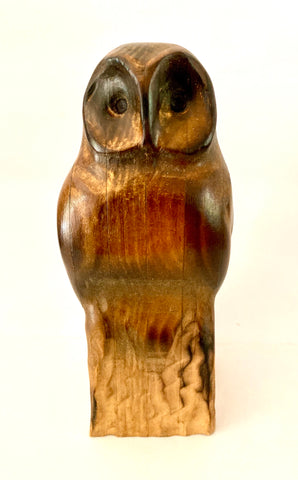 Stylised Pine Owl