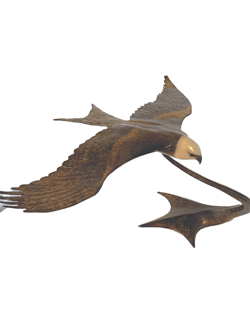 Half size Bronze Red Kite