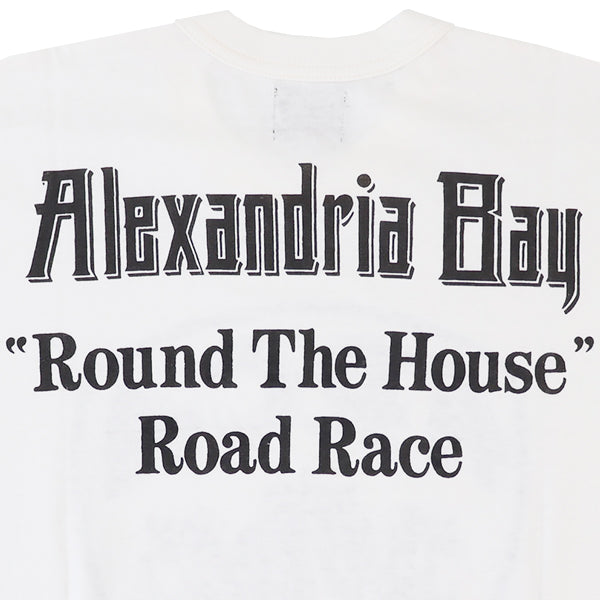 FREEWHEELERS T-SHIRT ROUND THE HOUSE AMERICAN HOT ROD CULTURE 2 COLORS