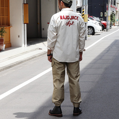 FREEWHEELERS <br>フリーホイーラーズ <br>LOG ROLLER <br>1930s - 1940s STYLE UTILITY GARMENT <br>HEAVY WEIGHT CORDUROY