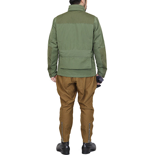 FREEWHEELERS <br>フリーホイーラーズ <br>PIONEER <br>OUTDOOR JACKET <br>ULTIMA THULE EQUIPMENT <br>COTTON NYLON MOUNTAIN CLOTH <br>OLIVE <br>