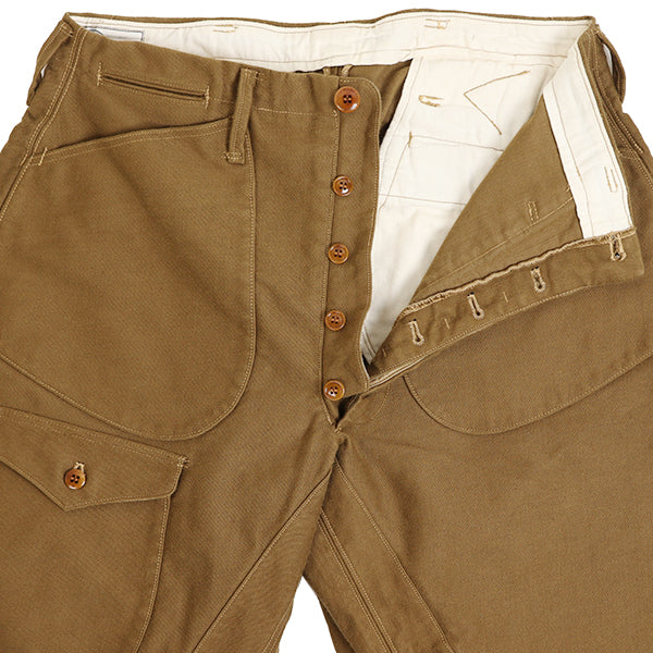 FREEWHEELERSFreewheelers TIMBER CRUISER BREECHES 1910 --1930s WOODSMAN BREECHES ORIGINAL HEAVY WEIGHT MOLESKIN